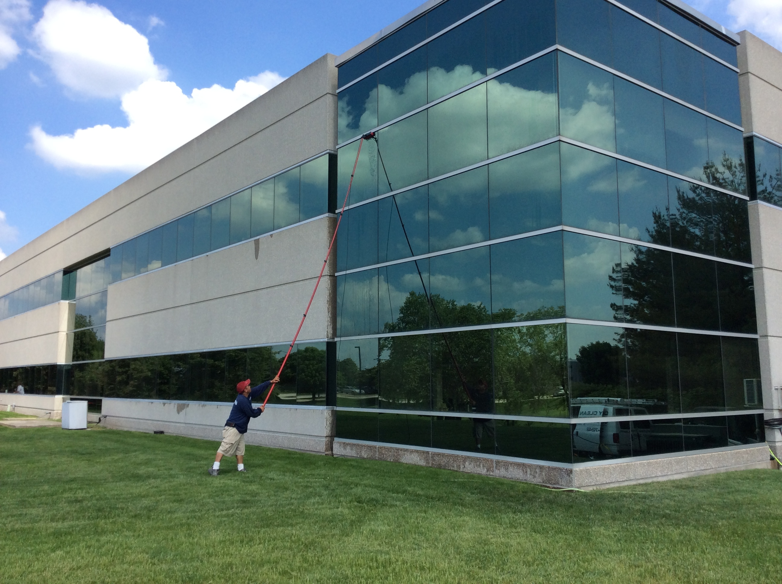 Commercial Window Cleaning Miller Window Service